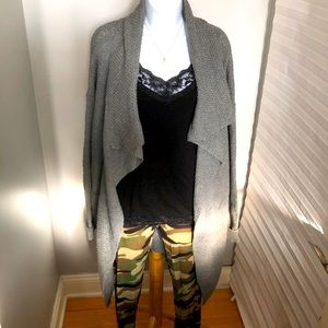 🧶 Oversized Chunky Knit Cardigan 🧶